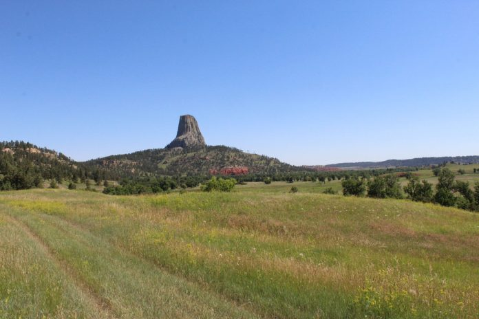 Devils Tower was named the first official national monument in 1906. Now Representative Cynthia Lummis is fighting to protect its name.