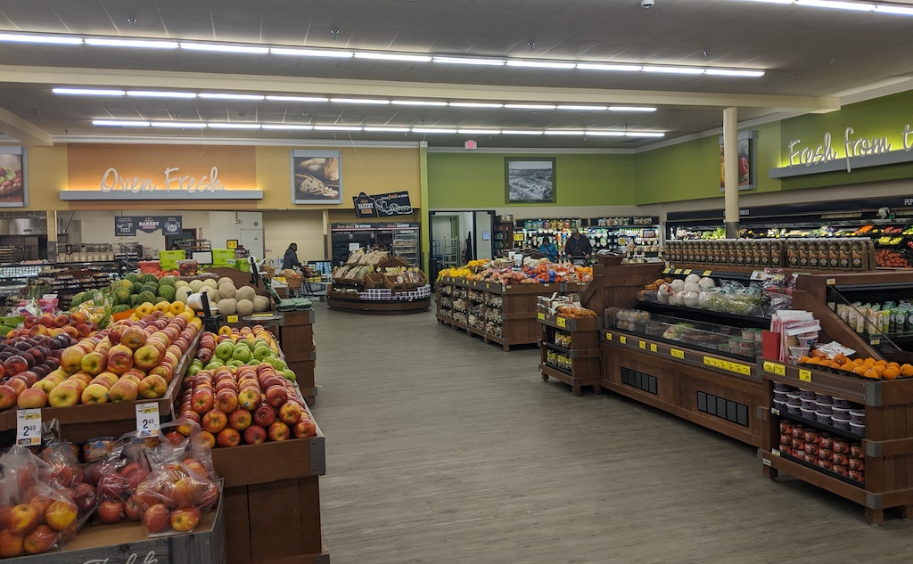 Albertsons has designated Tuesday and Thursday early morning hours for seniors, pregnant woman and others with respiratory and other conditions.