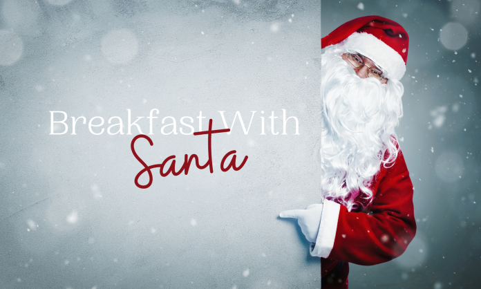 The American Legion Post 42 and A.B.A.T.E Toy Store are hosting their 2nd Annual Breakfast with Santa event on Sunday, December 6.
