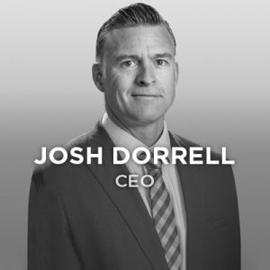 Josh Dorrell, CEO of Wyoming Business Council (Photo Courtesy of Wyoming Business Council)