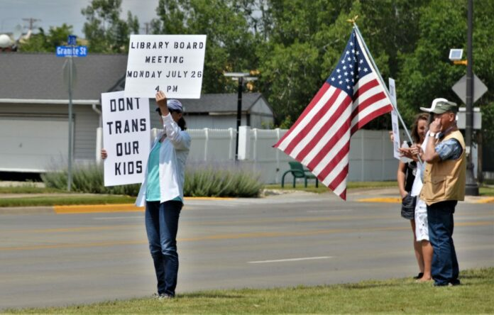 WyoFile Protest Image